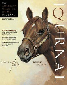 December 2012 American Quarter Horse Journal