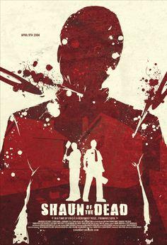 Shaun of the Dead by Ron Guyatt