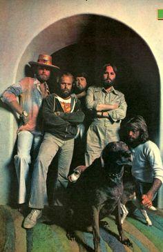 The Beach Boys — Dennis dog is huge Carl Wilson, Dennis Wilson, Rock Artists, Music Artists, Wilson Brothers, Conan Gray, The Beach Boys, Rock Legends, Pop Rocks