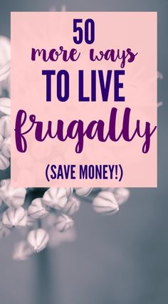 Looking for ways to save money and live frugally? Frugal living doesn't have… Looking for ways to save money and live frugally? Frugal living doesn't have to mean a big overhaul! Use these little ways to save money and it will add up! Save Money On Groceries, Ways To Save Money, Money Tips, Money Saving Tips, Money Hacks, Groceries Budget, Money Budget, Frugal Living Tips, Frugal Tips