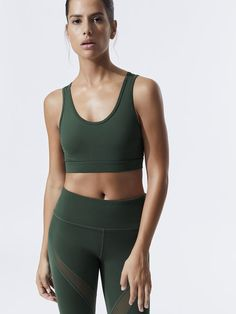 Russell in Green by Varley from Gym, Green, Sports, Fashion, Hs Sports, Moda, Fashion Styles, Excercise, Sport