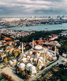 The 26 best photos of Istanbul ever taken Beautiful Places To Travel, Beautiful World, Cities, Visit Turkey, Perfect Road Trip, Istanbul Travel, Hagia Sophia, Story Instagram, Dream City