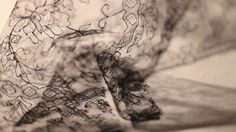 Journeys into Lace by Jonathan Hamilton. A short film to capture the historic Lace archive at Nottingham Trent University.