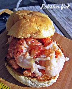 clam shack lobster roll