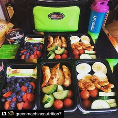 #Repost @greenmachinenutrition7 with @repostapp  Fail to prepare Prepare to Fail. I am unsure if I will make it home in time for dinner tonight so I packed a 4th Meal into my @isolatorfitness meal bag. If I do make it home in time then it's ready for tomorrow. Yesterday was a great day food was spot on and then last night put the @worthingunitedfootballclub players through their paces last night all sampling #cr7drive To help them with all the running. #herbalifenutrition #footballcoach…