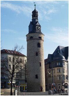Leipziger Turm von KHDP