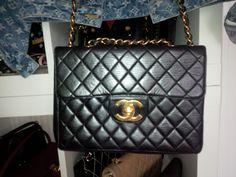 Chanel vintage Jumbo bag