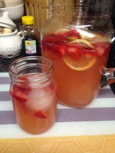 Freckled Lemonade Copycat Recipe