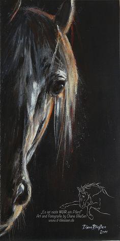 """Licht"" Acryl auf Leinwand 40 x 80 cm"