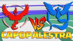 Pokemon GO [ITA] #07 : CONQUISTATORI DI PALESTRE !!! [Gameplay]