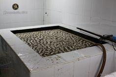 #ronaldea #lapalma#islacanarias #ron #rum #canaryislands Proceso de elaboración de Ron Aldea 2013. Fermentación. Tanque de fermentación.