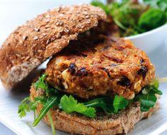 hambúrguer de quinua - receita