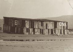 Cine en Nezahualcóyotl, Estado de México.- 1968
