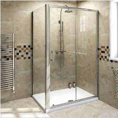 Stand Alone Showers Cubicles
