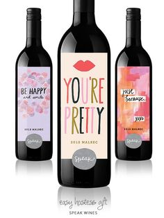 Easy Hostess Gifts - Speak Wines