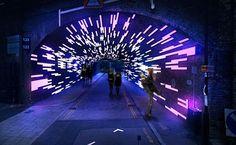 Doe mij maar zo'n tunnel in Heerlen:)