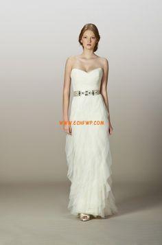 10640ecf Sweep / børste Train Vår 2013 Naturlig Bryllupskjoler 2013 Wedding Dresses  Photos, Wedding Dress Styles