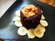 Simply better and happy ッ: RECEPT: Čoko-kokosový mugcake