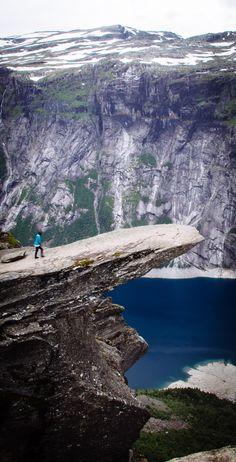 Things to do in #Bergen and #Trolltunga hike #Norway #Odda #Travel #Hardangerfjord #Trollstongue #Troll #tongue