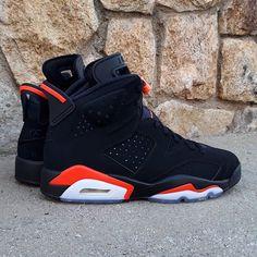 80f3806f2dc Air Jordan 6 Black Infrared 2019 Size Man - Precio: 259 Size Wmns - Precio