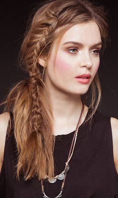 Summer Boho-Chic Braided Hairstyles For Long Hair - Renewed Style