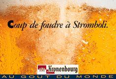Read more: https://www.luerzersarchive.com/en/magazine/print-detail/kronenbourg-121.html Kronenbourg Love at first sight on Stromboli. Tags: Young & Rubicam (Y&R), Brussels,Francoise Lerusse,Willi Coppens,Kronenbourg