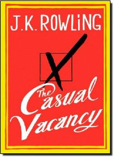 The Casual Vacancy - http://internet-action.net/store/products/the-casual-vacancy/