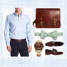 Men's Business Casual #1