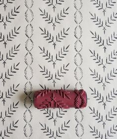 Patterned Paint Roller No.15