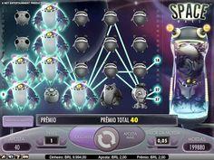 Space Wars é um caça-níqueis de vídeo de 5 cilindros, 4 filas e 40 linhas apresentando substituições Wild, símbolos empilhados e uma nova rodada grátis. http://www.jogoscasinoonline.org/space-wars-video-caca-niquel/