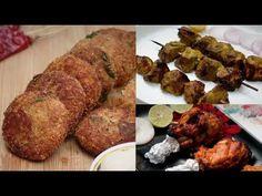 Kebab Recipes  (Tangri Kebab Chicken Shammi Kebab Hariyali Chicken)