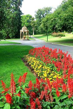 City Park in Launceston, Tasmania,