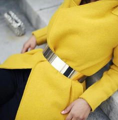 I think I just fell in love with yellow