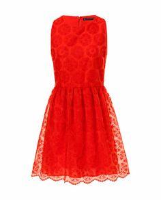 bridesmaid? FANTASY FABRIC DRESS from Zara