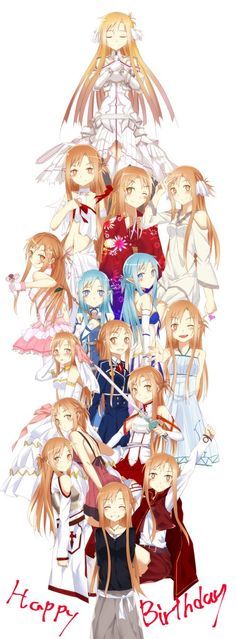 Sword art online Asuna yeahhh thank for the gift Manga Anime, Fanarts Anime, Arte Online, Online Art, Kirito Sword Art Online, Tous Les Anime, Sword Art Online Wallpaper, Kirito Asuna, Accel World