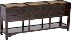 Sideboard 9-Drawer - Four Hands