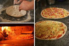 Pregatire pizza Il Milanese Pizza, Ethnic Recipes, Food, Essen, Yemek, Meals