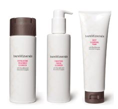 bare minerals skin care products ♥