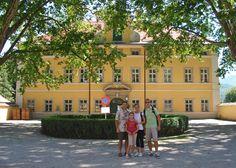 "The Von Trapp Family home from ""The Sound of Music"".  Salzburg, Austria."