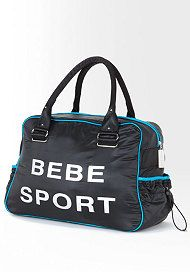Love the shape of this Bebe Sport bag!