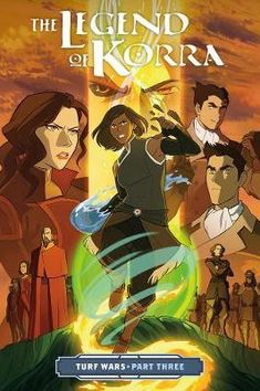 The Third & Final Edition of The Legend of Korra: Turf Wars! 🌍💧🌪️🔥 The Legend of Korra: Turf Wars The next and last edition of The Legend of Korra: Turf Wars is soon to be released on. Avatar Aang, Avatar The Last Airbender, Online Comics, Dc Comics, Zuko, Korra E Asami, Asami Sato, The Legend Of Korra, Korra Comic