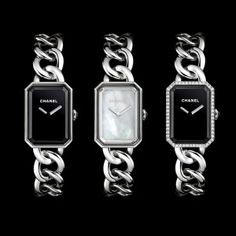The new Chanel Premiere watches