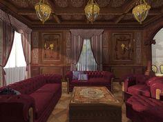 New Classicism/Неоклассицизм by Kateryna Chybizova_furniture_interior design_decor_home