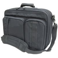 Need a great bag to carry your laptop plus other EDC kit items? It is called the bag because it can be carried as a briefcase, with a shoulder Condor Tactical, Tactical Gear, Military Surplus, Laptop Case, Briefcase, Gears, Backpacks, Black, Outdoor