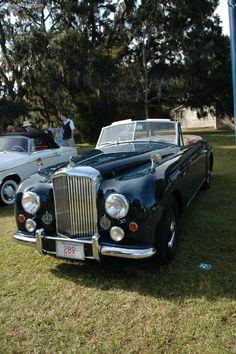 1950 Bentley Mark vi Graber