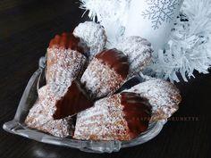 Raspberrybrunette: Medvedie labky 175 g hladkej g mletých or. Krispie Treats, Rice Krispies, Christmas Baking, Christmas Cookies, Slovak Recipes, Cooking Recipes, Pudding, Sweets, Breakfast