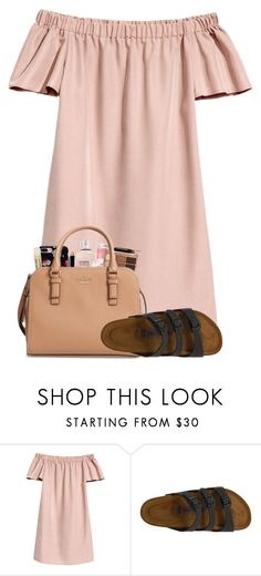 """""""first period """" by arielforlife ❤ liked on Polyvore featuring Birkenstock"""