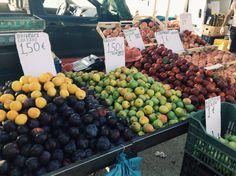 Greek fruits