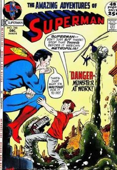 Superman Sucks: Examples of Superman Being a Dick