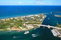 Hillboro Inlet (Lighthouse Point, Florida)
